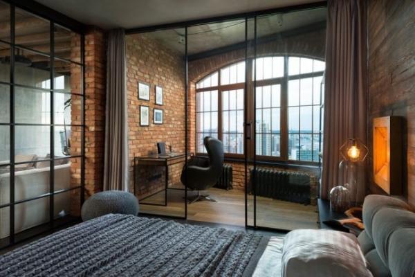 Балкон в стиле лофт: советы по расширению пространства и 70+ стильных реализаций