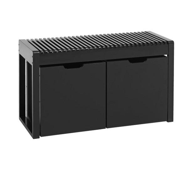 Банкетки с ящиками для хранения – красота на службе практичности в вашей прихожей