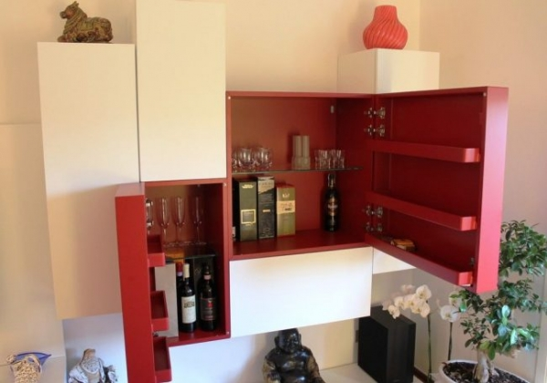 Домашний мини-бар: 80 лучших интерьерных идей для создания небольшой винотеки