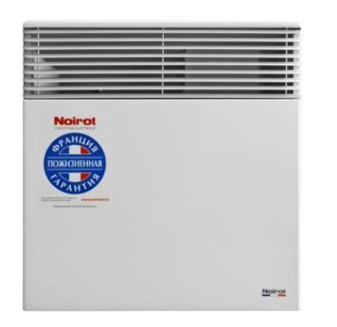 Электрический конвектор Noirot в фото