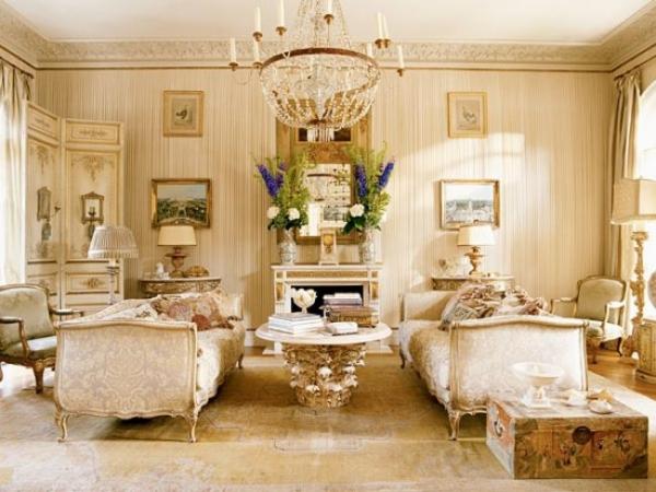 Французские интерьеры: 80 роскошных идей для аристократов и просто ценителей прекрасного
