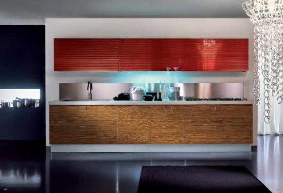 Интерьер кухни класса Люкс в фото