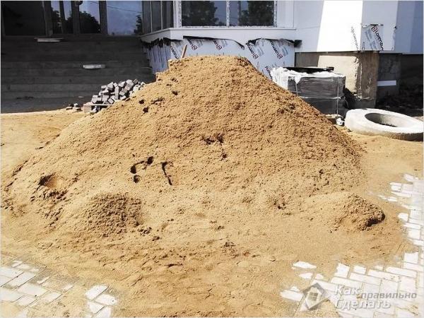 Как правильно сделать цементный раствор