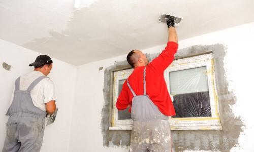 Как правильно шпаклевать потолок под покраску? в фото