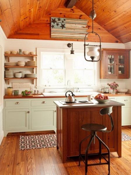 Кухонный островок: маленький помощник с большими возможностями
