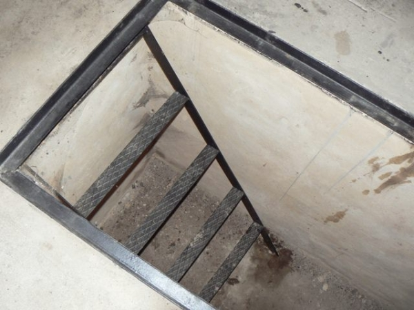 Лестницы и ступени для дачи своими руками