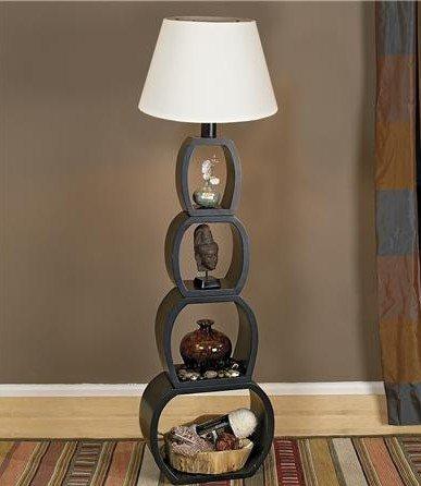 Локальное освещение: лампы для спальни настольные, бра и торшеры