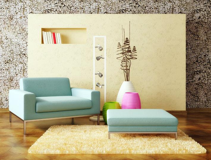 Напольные вазы — стильный аксессуар в дизайне интерьера в фото