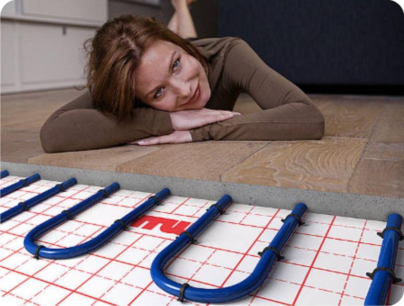 Насос для теплого пола: как выбрать и как рассчитать мощность в фото