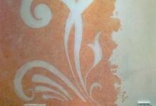 Необычные жидкие обои: 5 видов рисунков в фото