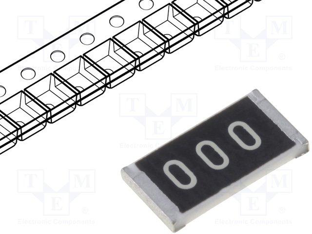 Особенности чип-резисторов в фото