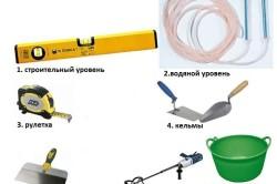 Плюсы и минусы метода сухой стяжки пола в фото