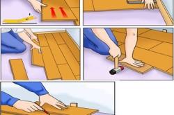 Пробковый пол: как правильно класть? в фото