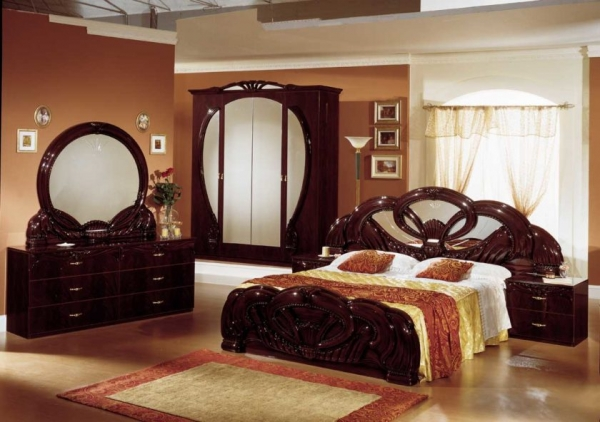 Спальня в классическом стиле — 100 фото современного оформления дизайна