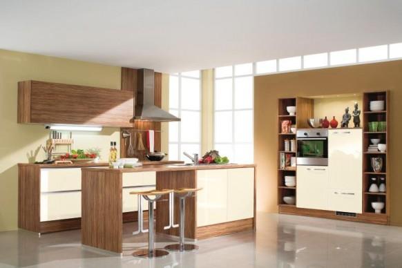 Свежие идеи интерьера кухни в фото