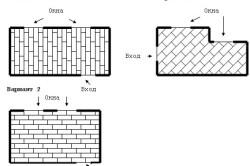 Техника и последовательность укладки ламината в фото