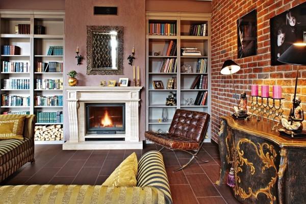 В каких стилях принято оформлять интерьер современных гостиных?