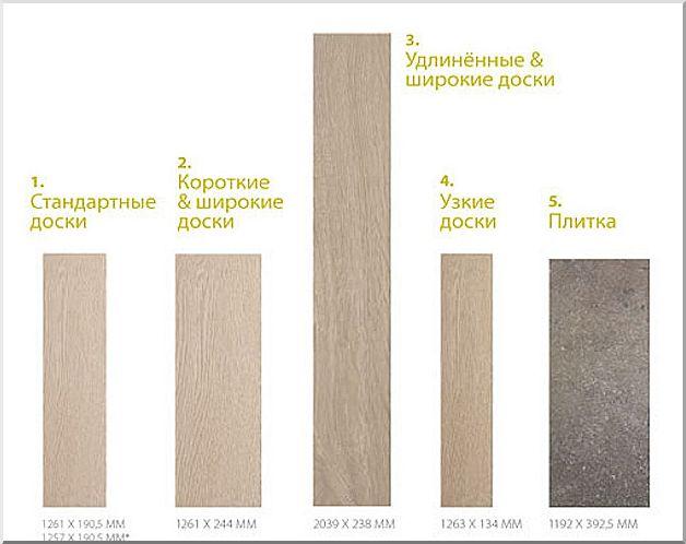 Выбор массивной доски для пола: характеристики и особенности материала в фото