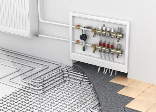 Внесезонный уют для всей семьи: как сделать теплый пол в деревянном доме