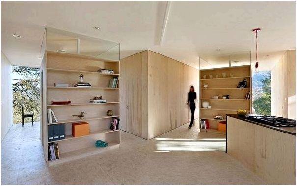 Резиденция Moose Rd от Mork-Ulnes Architects