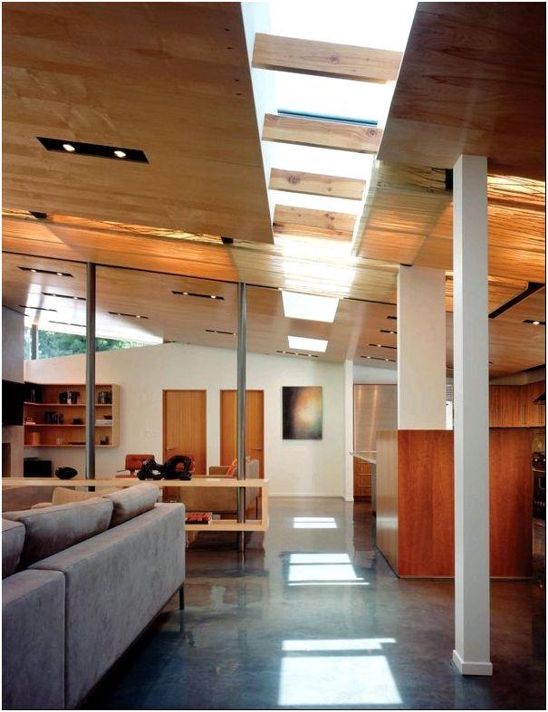 Дизайн резиденции Benedict Canyon