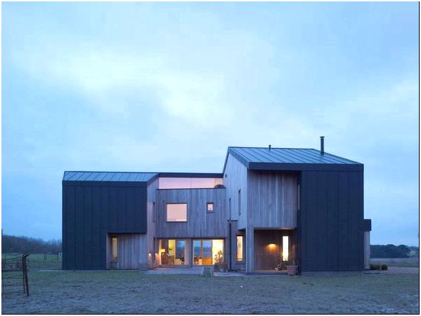 originalnij dizajn proekt zagorodnogo doma v stile primitivnogo minimalizma 4