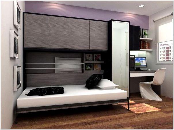 Фото — 3 Двуспальные шкаф-кровати