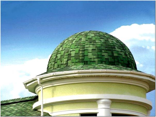 Фото 6 - Деревянный дом с крышей из мягкой черепицы