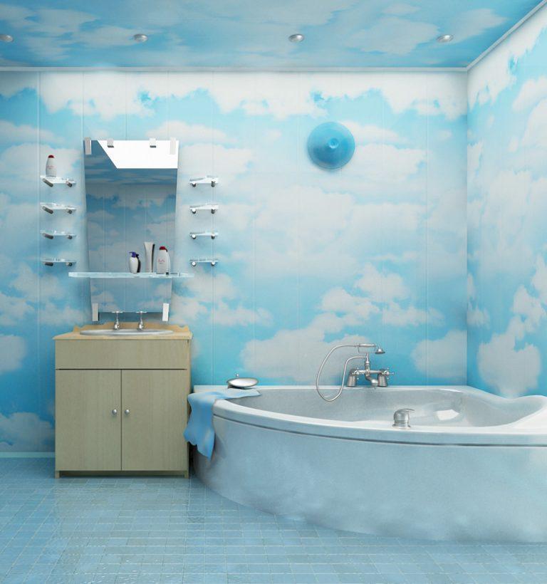 Преимущества и недостатки панелей пвх для ванной