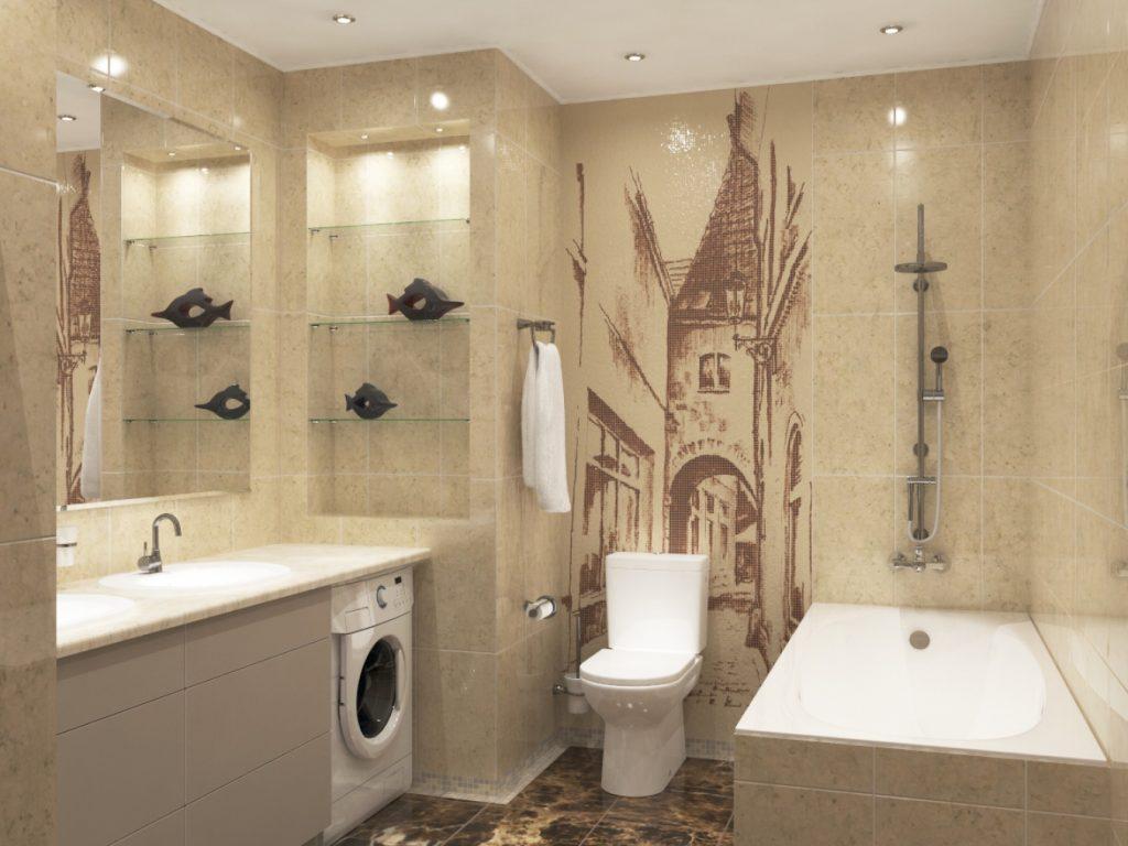 сложности и тонкости при выборе интерьера в ванной комнате