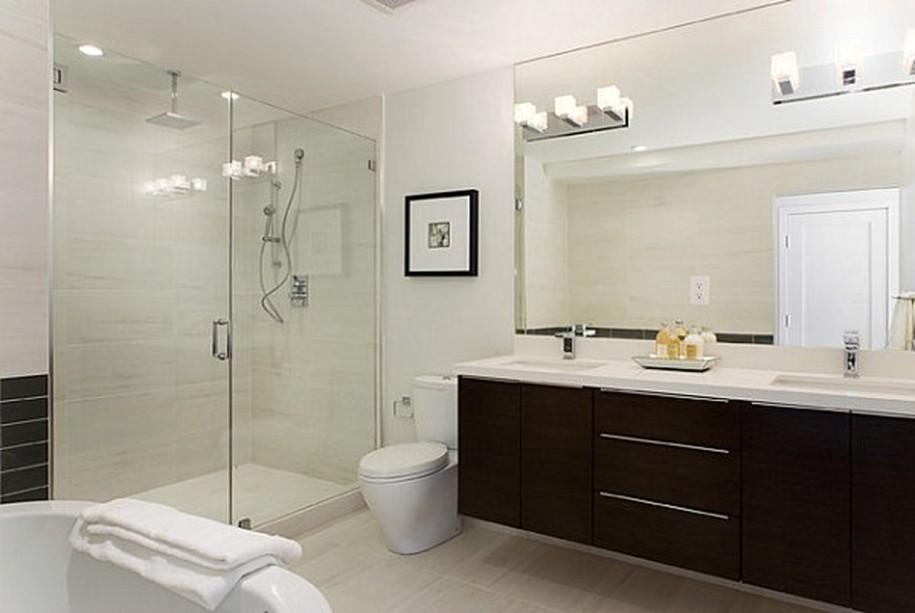 Актуальные идеи для современной ванной комнаты