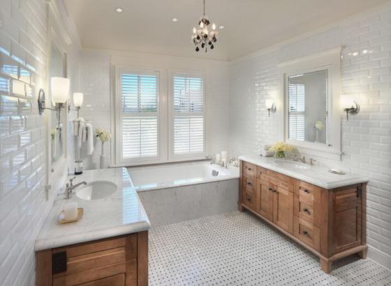 отделка ванной комнаты советы