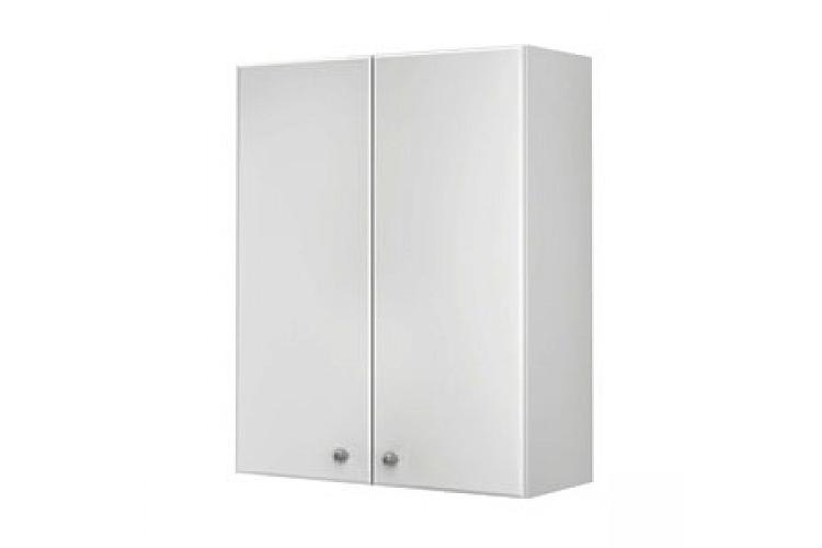 Фото дизайна белого навесного шкафа для ванной комнаты
