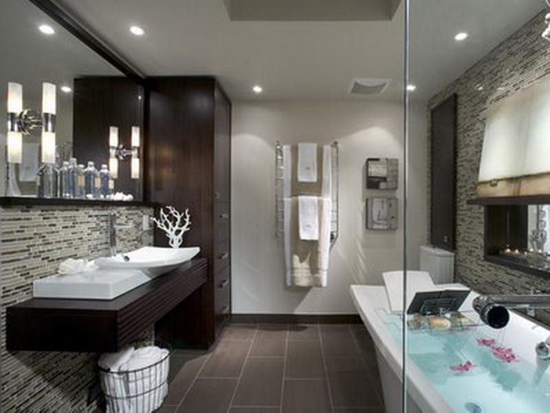 Дизайнерские идеи 2016 для ванной комнаты