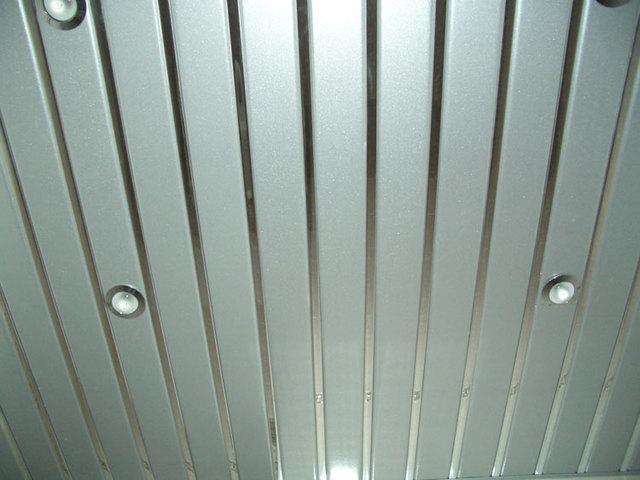 Дизайн реечного потолка для ванной комнаты