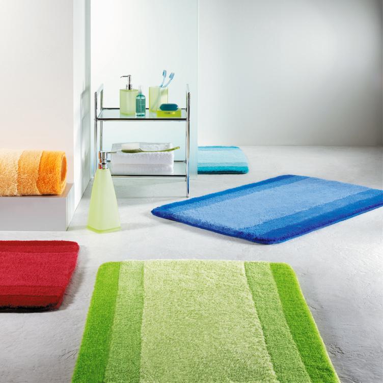 Как правильно выбирать коврик для ванной и туалета