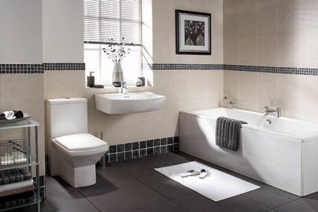 Выбираем практичный коврик для ванной комнаты