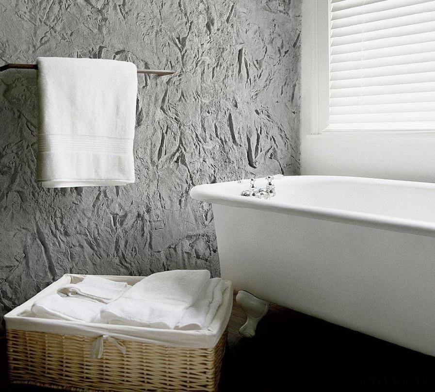 Дизайн необычных пластиковых панелей для ванной комнаты