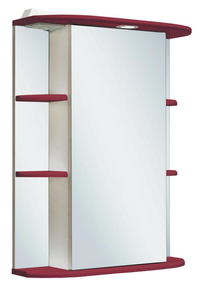 Оригинальный дизайн навесного шкафа для ванной комнаты