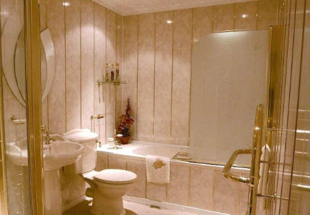 Недостатки и преимущества стильных панелей пвх в ванной комнате