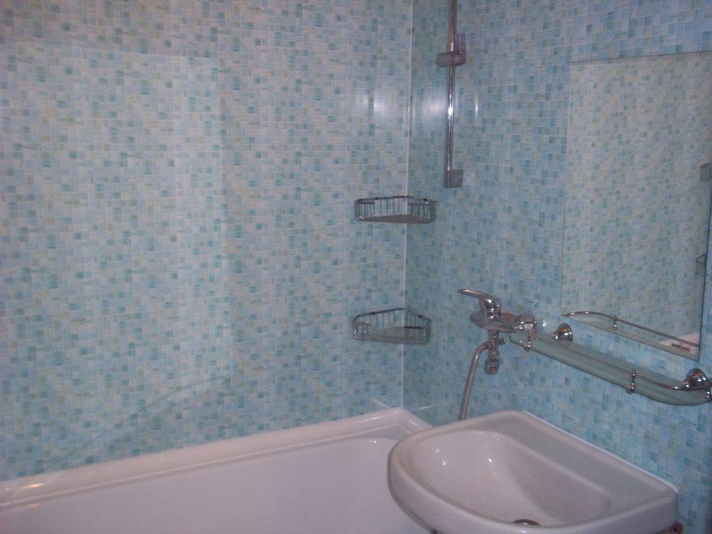 Пластиковые панели для отделки ванной комнаты маленькой площади