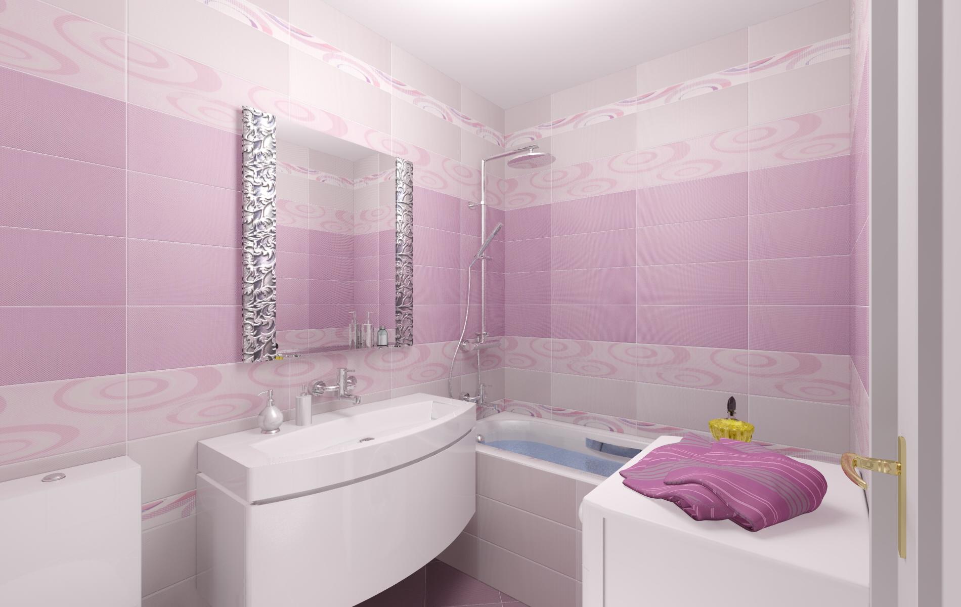Отделка ванной комнаты панелями своими руками фото