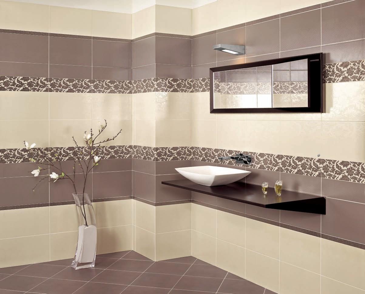 Плитка для ванной комнаты: фото - дизайн, виды, размеры
