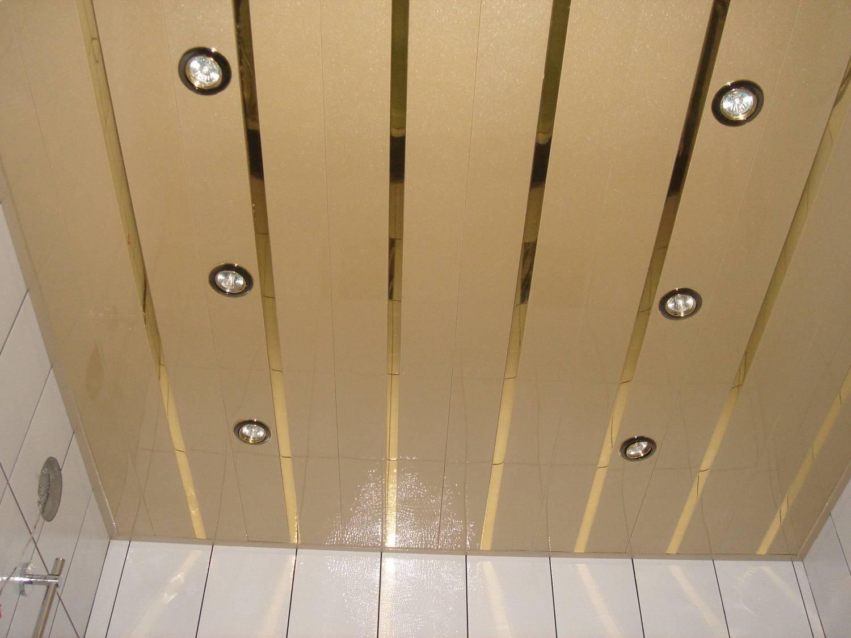 лучшие потолки для ванной