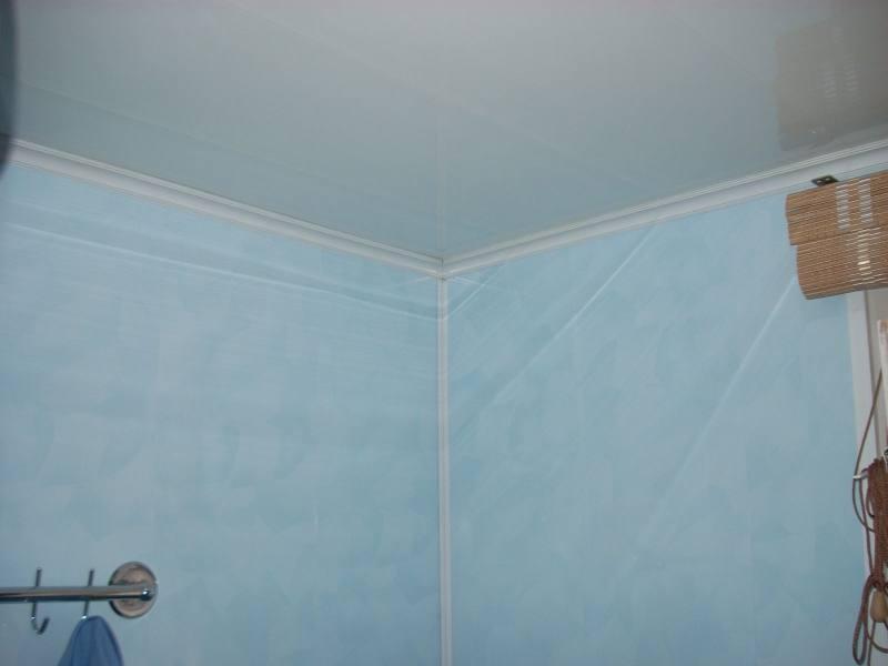 Секреты быстрой и качественной отделки ванной комнаты пластиковыми панелями