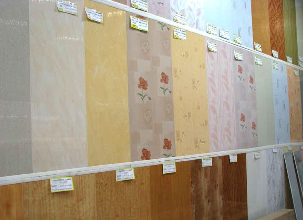 Пвх панелі для ванної кімнати, фото пластикових панелей - пл.