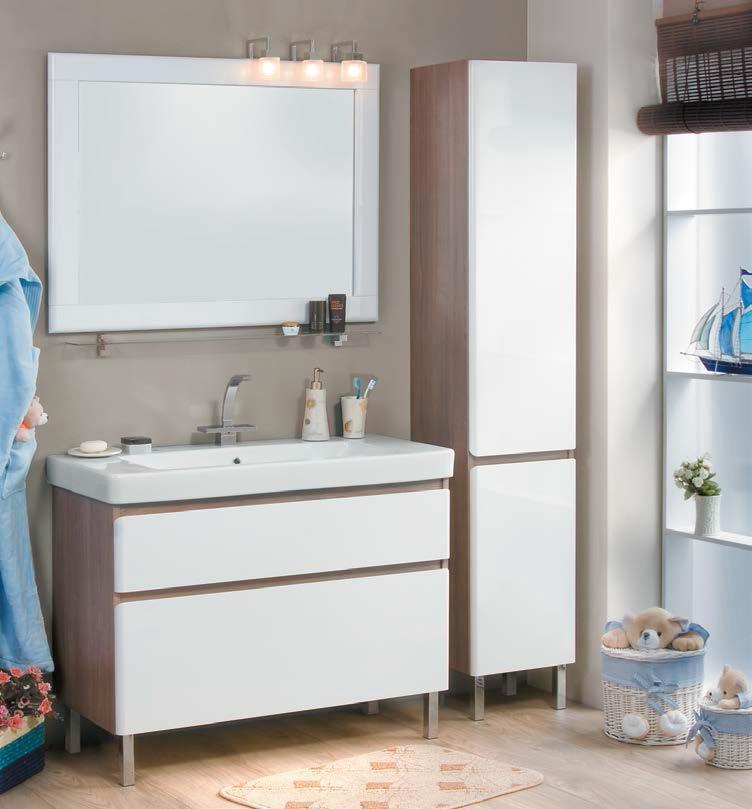 Конструкции мойдодыра для современной ванной комнаты