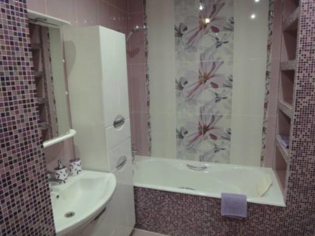 Мозаика в ванной комнате дизайн фото реальные