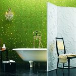 beautiful-tile-design-green-bathroom