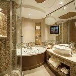 best bathroom design ideas and tile design ideas for small bathrooms With the presence of divine ornaments to increase the beauty of your Bathroom 7 771x578 4